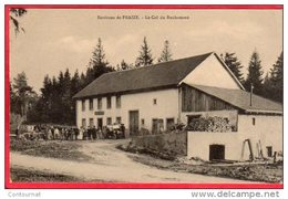 CPA 88 ENvirons De FRAIZE  Le Col Du Bonhomme ( J30 ) - Fraize