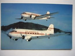 Avion / Airplane / OTIS SPUNKMEYER AIR / Douglas DC-3 / Airline Issue - 1946-....: Era Moderna