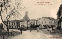 11553       AUCAMVILLE  LA PLACE - Francia