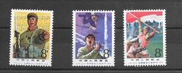 Chine  1978 - Nuovi