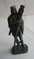 FIGURINE KINDER  METAL SOLDAT ROMAIN 100 à 300 Ap JC  1 RP PORTE ENSEIGNE 80's Fer - KRIEGER RÖMER Aquiliferi (2) - Figurines En Métal