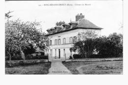 Carte 1916 BOSC BENARD CRESCY / CHATEAU DU MANOIR - Other Municipalities