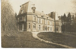 Ardennes BUZANCY Carte Photo Le Chateau ..  .G - France
