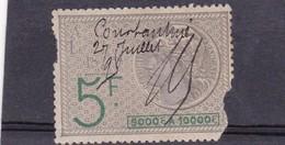 T.F. Effets De Commerce N°363 - Fiscaux