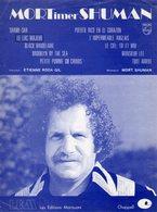 PARTITION LE LAC MAJEUR DE RODA GIL / SHUMAN PAR MORTIMER SHUMAN - 1972 - TB ETAT - - Musik & Instrumente