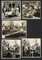LIANCOURT * FRANCE OISE (60) * 12 X * AUBERGE DEMONT ST MARC - RESTAURANT JACQUES - VILLAGE ... * 1957 - Albums & Collections