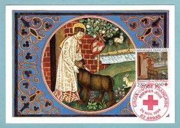 Carte Maximum 1994 - Croix Rouge 1994 - YT 2915 - 62 Arras - 1990-99