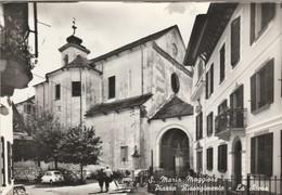 NOVARA - S. MARIA MAGGIORE - PIAZZA RISORGIMENTO - LA CHIESA.......C7 - Novara