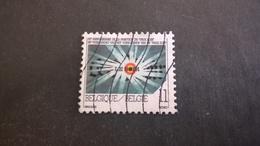 Timbre Ancien Vendu à 15% De Sa Valeur Catalogue Cob 2529 Oblitéré - Belgique