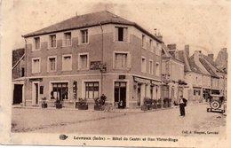 Dép. 36 - LEVROUX - Non Circulé - Hotel Du CENTRE, Rue VICTOR HUGO  - - France