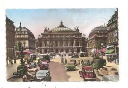 Paris -La Place-voitures Citroën Traction -(D.4957) - PKW