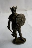 FIGURINE TYPE KINDER  META VIKING 3 Bruni - Figurines En Métal