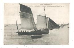 Cancale -Bisquine Cancalaise Rentrant Au Port -(D.4959) - Cancale