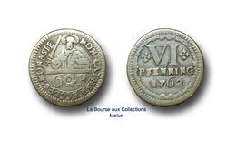 ALLEMAGNE Évêché De Münster - 6 PFENNING 1762 - [ 1] …-1871 : Etats Allemands