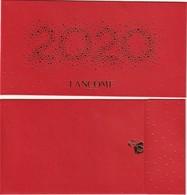 Nouvel An Chinois  2020** Le RAT ** Enveloppe Rouge **  Red Pocket  **  LANCÔME ** R/V - Perfume Cards