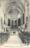 RANTECHAUX - 25 - Doubs - Intérieur De L'Eglise ( Simon ) - Autres Communes