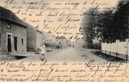 Wasseiges Vue De La Rue Du Château édit Willem - Wasseiges