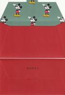 Nouvel An Chinois  2020** Le RAT ** Enveloppe Rouge **  Red Pocket  **  GUCCI ** R/V  +une Carte( Non Scannée) - Perfume Cards