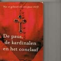DE PAUS DE KADINALEN EN HET CONCLAAF/feb20 - Libros, Revistas, Cómics