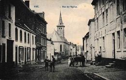 Visé Rue De L'église Animée - Visé
