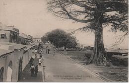 RIVER GAMBIA  BATHURST  WELLINGTON STREET   EN 1908 - Gambie