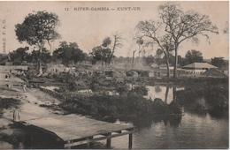 RIVER GAMBIA   KUNT UR - Gambie