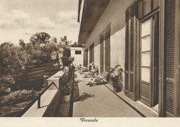 """N. 6 Cartoline Napoli Via Manzoni - Ospedale Fate Bene Fratelli """"Villa Buon Consiglio"""" Anni '50 Non Viaggiate - Napoli (Naples)"""