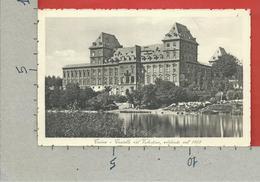 CARTOLINA NV ITALIA - TORINO - Castello Del Valentino Edificato Nel 1653 - 1917 - 9 X 14 - Castello Del Valentino