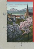 CARTOLINA NV AUSTRIA - INNSBRUCK - Partie Bei St. Nikolaus Zur Blutezeit - 9 X 14 - Innsbruck