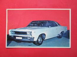 Trading Card (Cromo) - Renault Rambler - Nº 173 - Col. Autos 1967 - Ed. Bruguera 1967 - (Spain) / France - Automobili