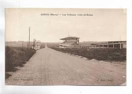 51 - GUEUX ( Marne ) - Les Tribunes Route De Reims - France