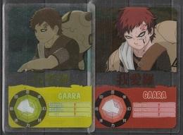 Carte Ultra Cards Panini Naruto 2 Cartes De Gaara - Trading Cards