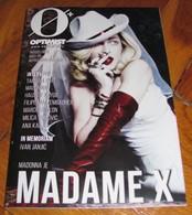 Madonna As Madame X - OPTIMIST - Serbian - August 2019 Travel Size ULTRA RARE - Books, Magazines, Comics