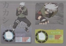 Carte Ultra Cards Panini Naruto 2 Cartes De Kakashi - Trading Cards