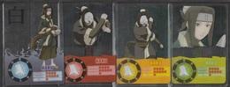 Carte Ultra Cards Panini Naruto 4 Cartes De Haku - Trading Cards