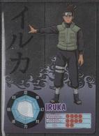 Carte Ultra Cards Panini Naruto Une Carte De Iruka - Trading Cards