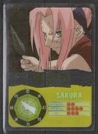 Carte Ultra Cards Panini Naruto Une Carte De Sakura - Trading Cards
