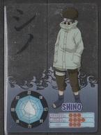 Carte Ultra Cards Panini Naruto Une Carte De Shino - Trading Cards