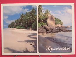 Seychelles - Plages - Jolis Timbres - Recto Verso - Seychelles