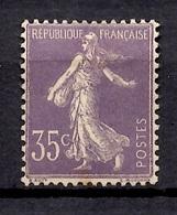France YT N° 136 Neuf *. Gomme D'origine. TB. A Saisir! - Francia