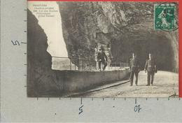 CARTOLINA VG SVIZZERA - FRONTIERE FRANCO SUISSE - Col De Roches Pittoresque - Cote Suisse - 9 X 14 - 1914 - NE Neuchâtel