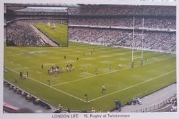 Londres Rugby à Twickenham  Stade Stadium Stadio Stadion Estadio - London