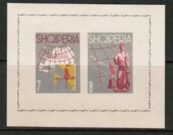 ALBANIA  Scott # UNLISTED** VF MINT NH 1962 EUROPA Souvenir Sheet (SS-545) - Albania