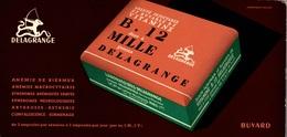 Buvard Delagrange B.12 - Produits Pharmaceutiques