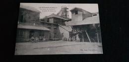 CP 71 PERRECY LES FORGES  LES BONNIN BONNOT La Mine Les Bureaux Puits De Descente ( Batiment ) - France
