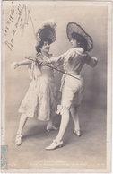 LE CAKE-WALK. Danse Au Nouveau Cirque. Les Soeurs Pérès - Cartes Postales