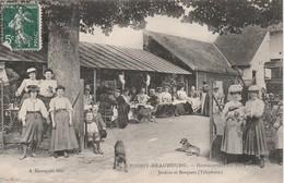 CROISSY BEAUBOURG ( Restaurant Du Père Vélo) - Sonstige Gemeinden