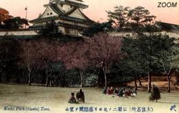 "TOSA """"1910"""" - KOCHI PARK - CPA GP Colorisée NV RR - M 64 - Printed By TONBOYA ISEZAKICHIO YOKOHAMA JAPAN - JAPON - Japan"