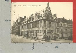 CARTOLINA NV BELGIO - GAND GENT - Hotel La Cour St. Georges 1474 - 9 X 14 - Gent
