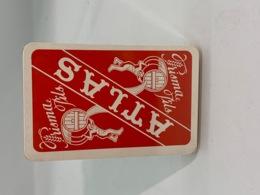 Jeu De 54 Cartes à Jouer. Brasserie Atlas. Publicité Prisma Pils. Jeu De Cartes Sous Blister. Neuf - 54 Cards